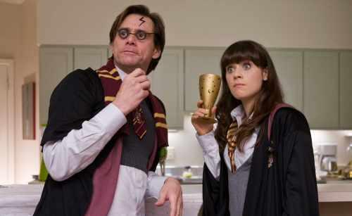 E topa qualquer parada. Até festa boring de nerd fã de Harry Potter