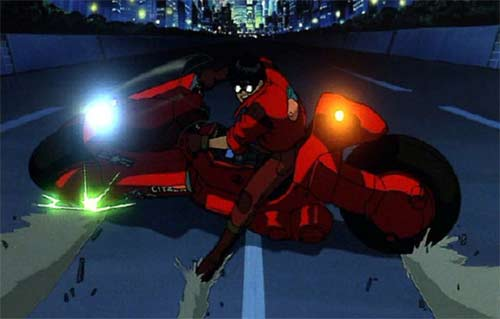 Mais que uma lenda urbana, falar qualquer coisa sobre Akira e não colocar o Kaneda em sua pose clássica com sua bike no post seria como me deixar responsável por um cataclisma cósmico. Então, tá aí!